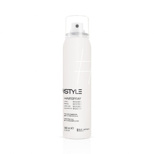#Style White line Hairspray 100ml