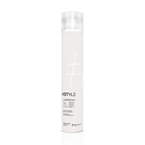 #Style White line Hairspray 500ml