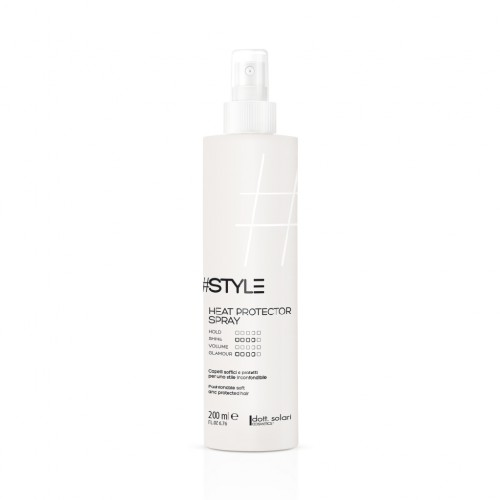 #Style White line Heat protector spray 200ml