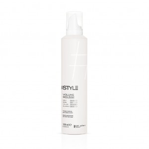 #Style White line Volume mousse 300ml