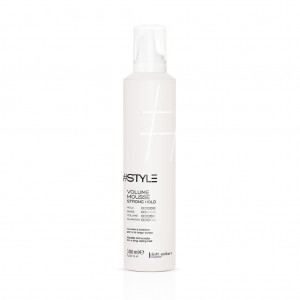 #Style White line Volume mousse strong hold 300ml