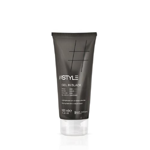 #Style-Black Line Gel in Black 100ml