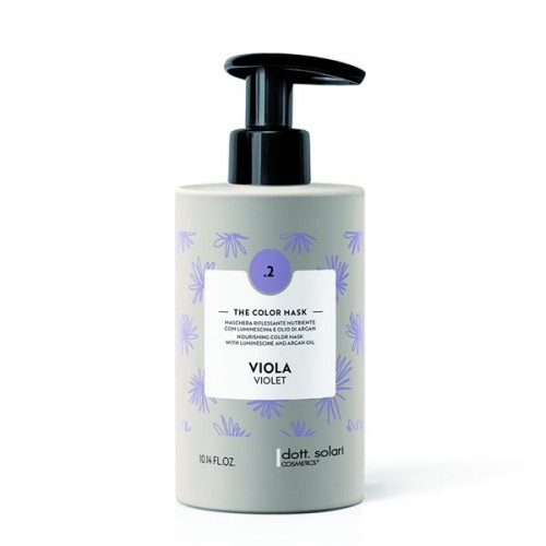 Dott. Solari The Color Mask 300 ml Viola .2