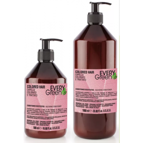 EveryGreen Colored Hair Conditioner Restitutivo