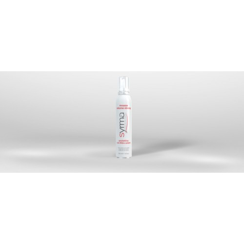 Syrma Finish Alluminio Mousse Volume Strong 200ml