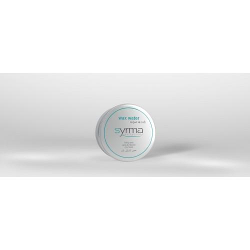 Syrma Finish Alluminio Wax Water Acqua di Sale 100ml