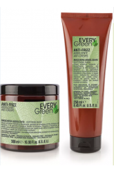 EveryGreen Anti Frizz Maschera Addolcente