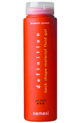 Back Shape Material Fluid Gel 250ml (Gel Fluido)