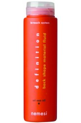 Back Shape Material Fluid 250ml (Oil non Oil)