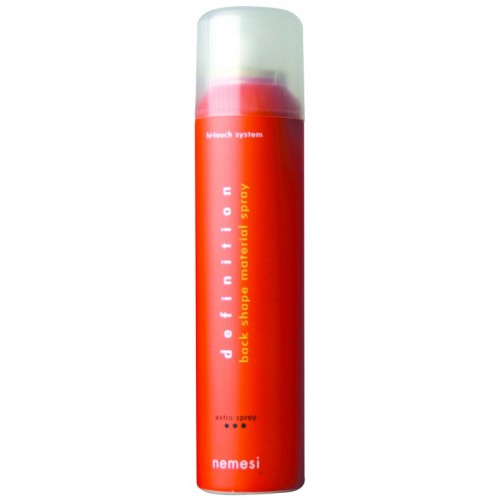 Back Shape Material Spray 250ml (Extra)