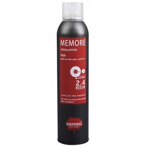 Memore ST-A Eco Lacca AntiFrizz MEDIUM 2.4 350ml