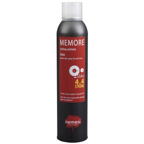 Memore ST-A EcoDef Fix AntiFrizz STRONG 4.4 350ml