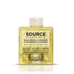 Source Essentielle Shampoo Delicate per cuoio capelluto sensibile 300ml