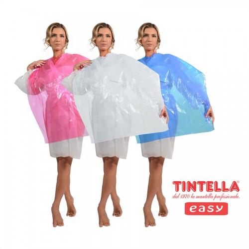 Mantella MonoUso cm 90x115 Colore Bianco 30Pz