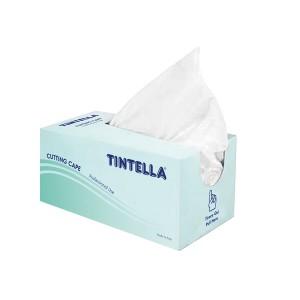 Mantelle Taglie Mono Uso in TNT Colore Bianco 100x140cm Dispenser100Pz