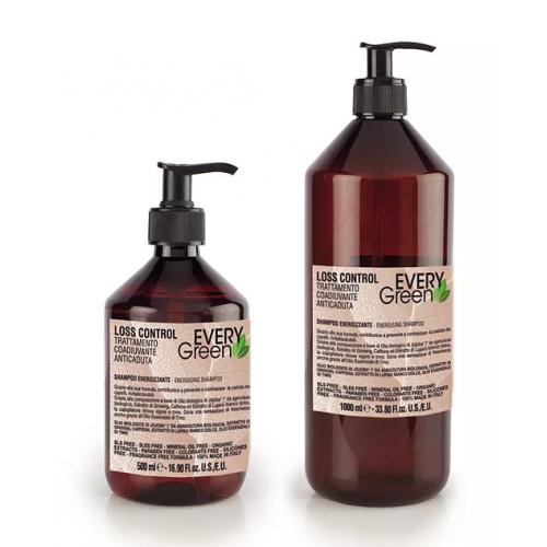 EveryGreen Loss Control Anticaduta Shampoo Energizzante