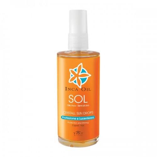 Inca Sol Sun Drops Cristalli Liquidi Con filtro Protettivo Solare 60ml