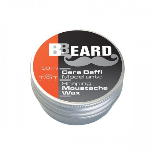 B'Beard Moustache Wax Modellante per BAFFI 30ml
